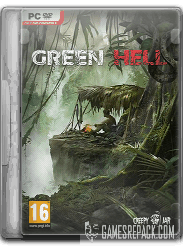 Green Hell  (2019) RePack от SpaceX