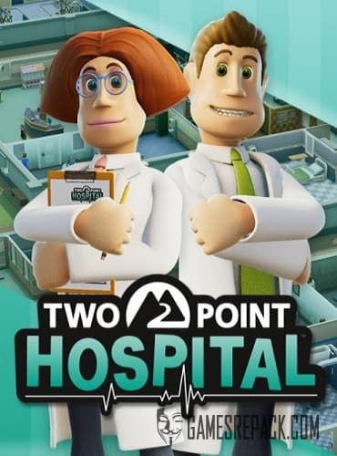 Two Point Hospital  (2018) RePack от R.G. Catalyst