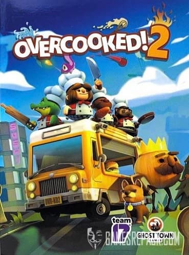 Overcooked! 2  (2018) RePack от R.G. Catalyst