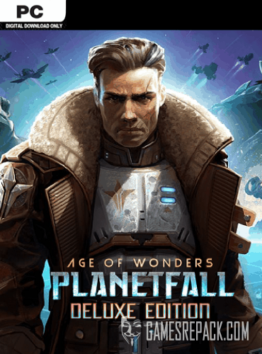 Age of Wonders: Planetfall - Deluxe Edition (2019) RePack от R.G. Catalyst