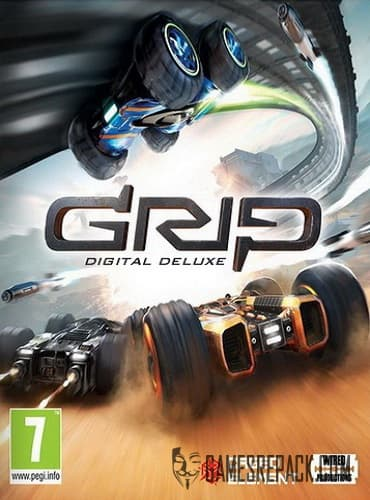 GRIP: Combat Racing (2018) RePack от R.G. Catalyst