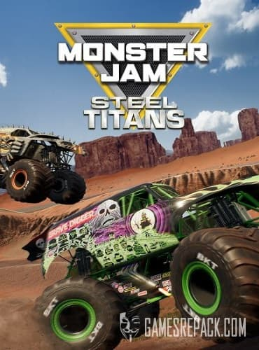 Monster Jam Steel Titans  (2019) RePack от R.G. Catalyst