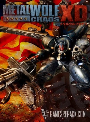 Metal Wolf Chaos XD (RUS/ENG/MULTI10) [Repack] от R.G. Catalyst