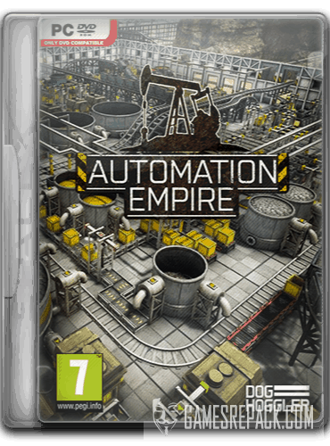 Automation Empire (2019) RePack от SpaceX