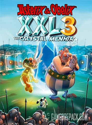 Asterix & Obelix XXL 3: The Crystal Menhir (RUS/ENG/MULTI6) [Repack] by FitGirl