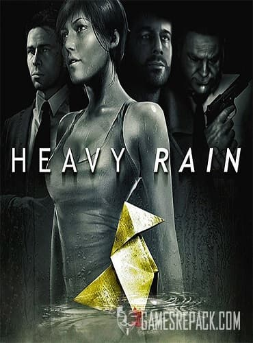 Heavy Rain (RUS/ENG/MULTI16) [Repack] by FitGirl