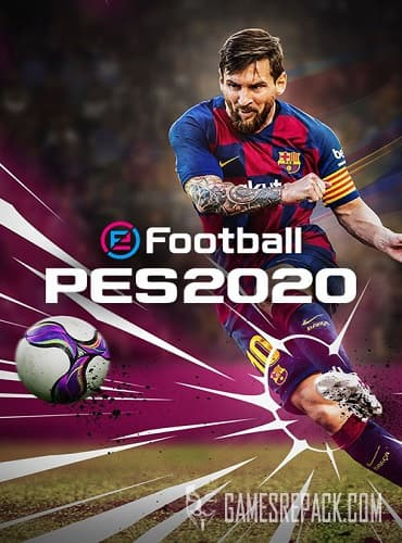 eFootball PES 2020 (Konami Digital Entertainment) (RUS|ENG|MULTi15) SteamRip