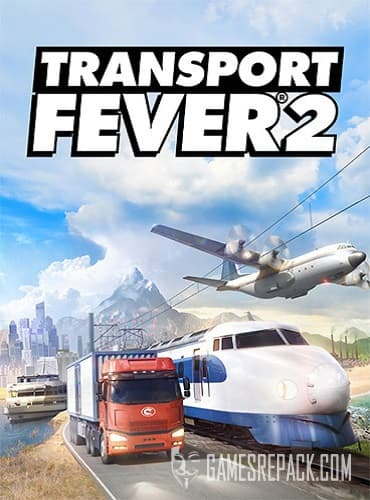 Transport Fever 2 (RUS/ENG/MULTI10) [Repack] by FitGirl