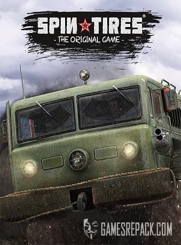 Spintires: The Original Game (RUS/ENG/MULTI22) [Repack] by FitGirl