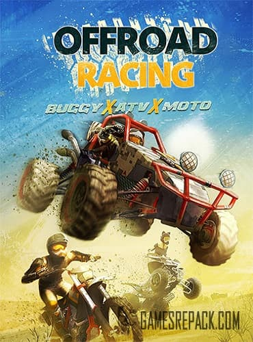Offroad Racing: Buggy X ATV X Moto (ENG/MULTI5) [Repack] by FitGirl