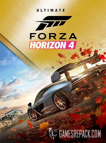 Forza Horizon 4: Ultimate Edition (RUS/ENG/MULTI17) [Repack] by FitGirl