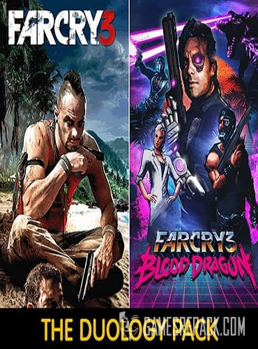 Far Cry 3 + Blood Dragon (RUS/ENG/MULTI14) [Repack] by FitGirl