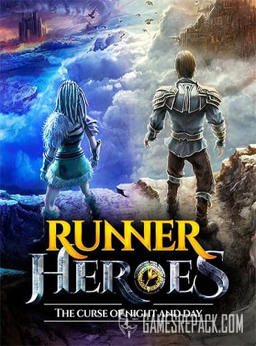 Runner Heroes: The Curse of Night & Day (RUS/ENG/MULTI5) [Repack] by FitGirl
