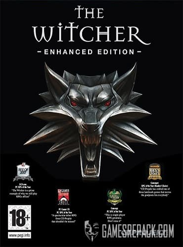 The Witcher: Enhanced Edition - Director's Cut (RUS/ENG/MULTI10) [Repack] by FitGirl