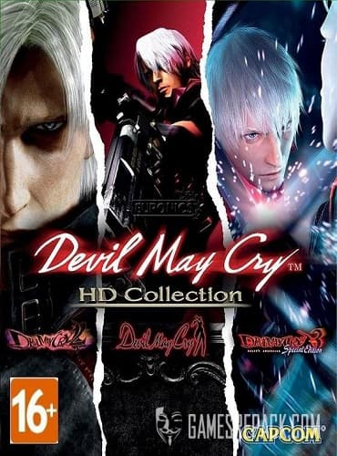 Devil May Cry HD Collection (2018)  RePack от xatab