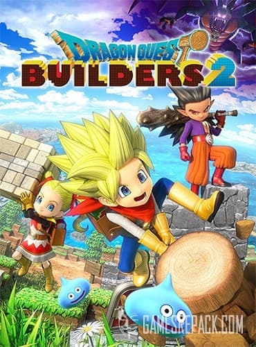 Dragon Quest Builders 2 (ENG/MULTI8) [Repack] by FitGirl