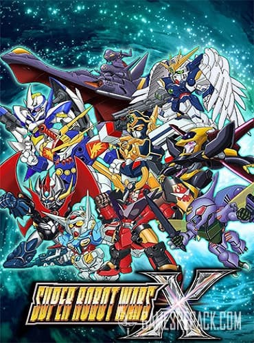 Super Robot Wars X (ENG/MULTI4) [Repack] by FitGirl