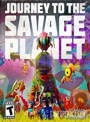 Journey to the Savage Planet (RUS/ENG/MULTI11) [Repack] by FitGirl