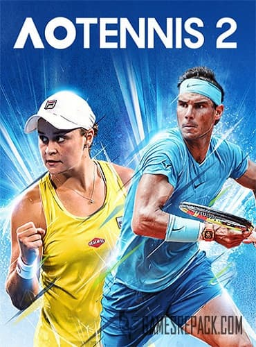 AO Tennis 2 (RUS/ENG/MULTI12) [Repack] by FitGirl