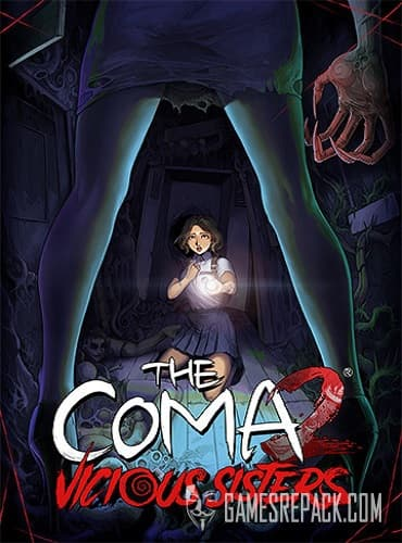 The Coma 2: Vicious Sisters (RUS/UKR/ENG/MULTI8) [Repack] by FitGirl
