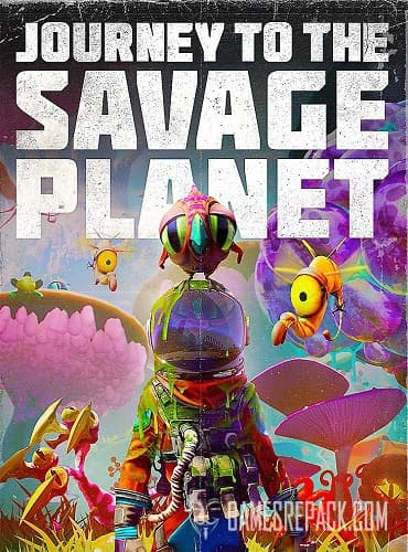 Journey to the Savage Planet (2020) RePack от xatab