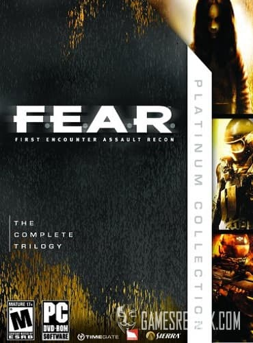 F.E.A.R. Platinum Collection (RUS/ENG) [Repack] by FitGirl