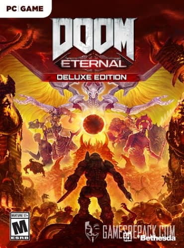 DOOM Eternal - Deluxe Edition (Bethesda Softworks) (RUS|ENG|MULTi) SteamRip by vano_next