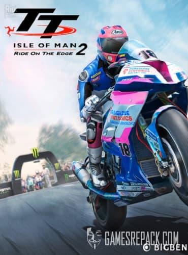 TT Isle of Man: Ride on the Edge 2 (RUS/ENG/MULTI12) [Repack] by FitGirl