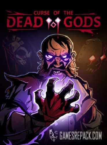 Curse of the Dead Gods (Focus Home Interactive) (RUS|ENG|MULTi9) (Early Access) [P]
