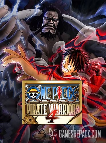 One Piece: Pirate Warriors 4 (RUS/ENG/MULTI13) [Repack] by FitGirl