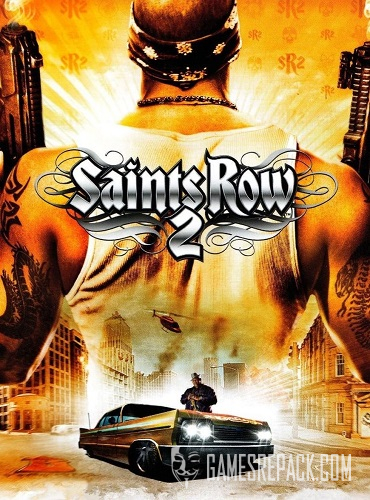 Saints Row 2 (2009)  RePack от xatab