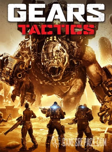 Gears Tactics (Xbox Game Studios) (RUS/ENG/MULTi11) [L|Steam-Rip]