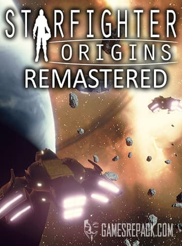 Starfighter Origins Remastered (ENG) [Repack] by FitGirl