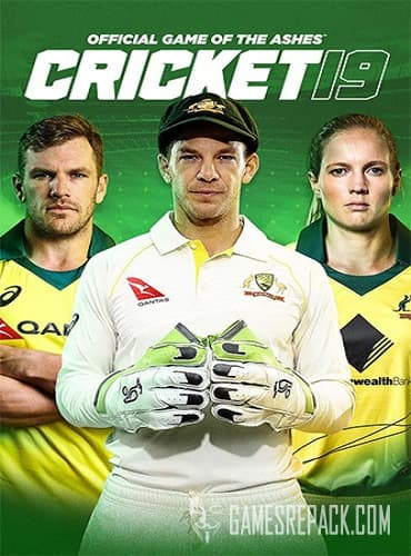 Cricket 19 (ENG) [Repack] by FitGirl