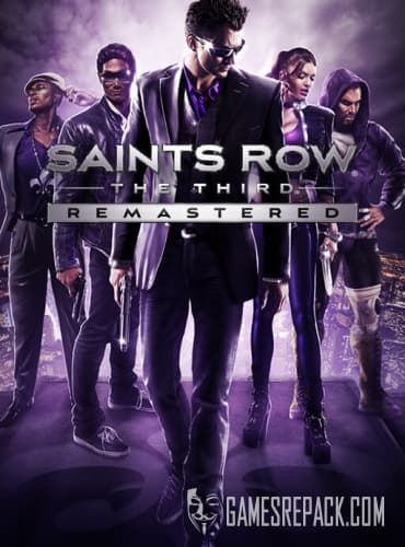 Saints Row: The Third - Remastered (Deep Silver) (RUS/ENG/MULTi9) [L|EGS-Rip] InsaneRamZes