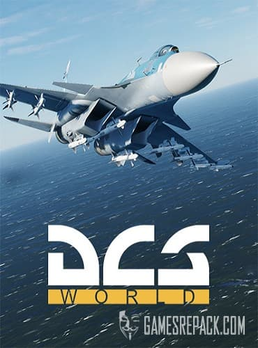 DCS World (RUS/ENG/MULTI7) [Repack] by FitGirl