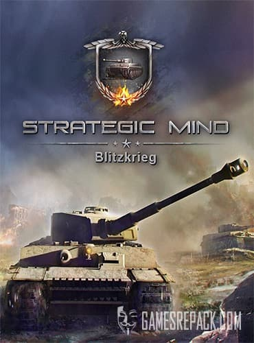 Strategic Mind: Blitzkrieg (RUS/ENG/MULTI8) [Repack] by FitGirl