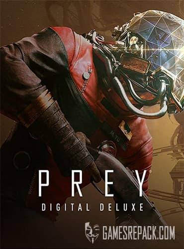 Prey: Digital Deluxe Edition (RUS/ENG) [Repack] by FitGirl