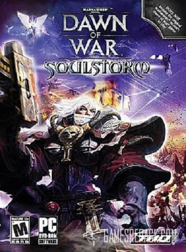 Warhammer 40000: Dawn of War – Soulstorm (2008)  RePack от xatab