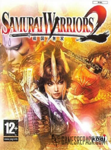 Samurai Warriors 2 (KOEI) (RUS\ENG) [L]