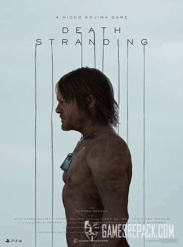 Death Stranding (505 Games) (RUS|ENG|MULTi) [Steam-Rip]
