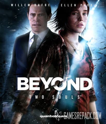 Beyond: Two Souls (RUS/ENG/MULTI24) [Repack] by FitGirl