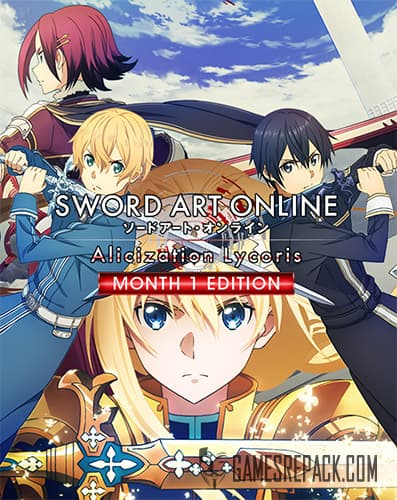 Sword Art Online: Alicization Lycoris (RUS/ENG/MULTI12) [Repack] by FitGirl