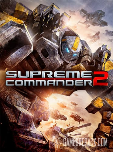 Supreme Commander 2 (RUS/ENG/MULTI7) [Repack] by FitGirl