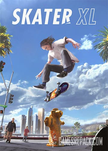 Skater XL: The Ultimate Skateboarding Game (ENG) [Repack] by FitGirl