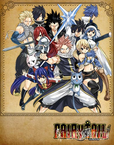 Fairy Tail: Digital Deluxe Edition (ENG/MULTI6) [Repack] by FitGirl