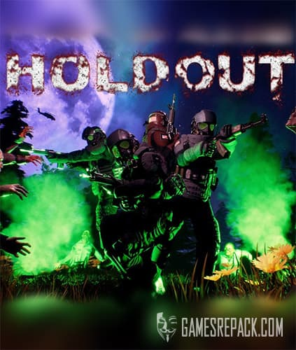Hold Out (ENG) [Repack] by FitGirl