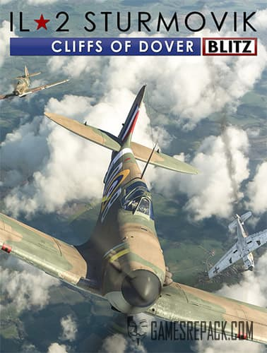 IL-2 Sturmovik: Cliffs of Dover - Blitz Edition (RUS/ENG/MULTI8) [Repack][Repack] by FitGirl