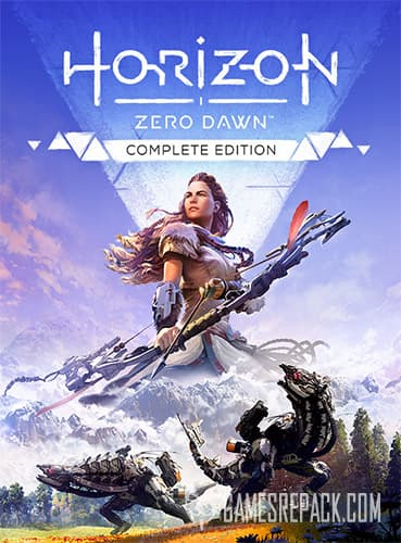 Horizon: Zero Dawn - Complete Edition (RUS/ENG/MULTI20) [Repack] by FitGirl