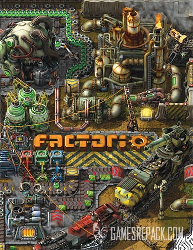 Factorio (RUS/ENG/MULTI41) [Repack] by FitGirl
